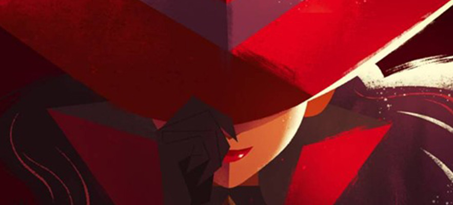 Carmen Sandiego E Netflix
