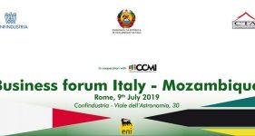 Business Forum Italia Mozambico