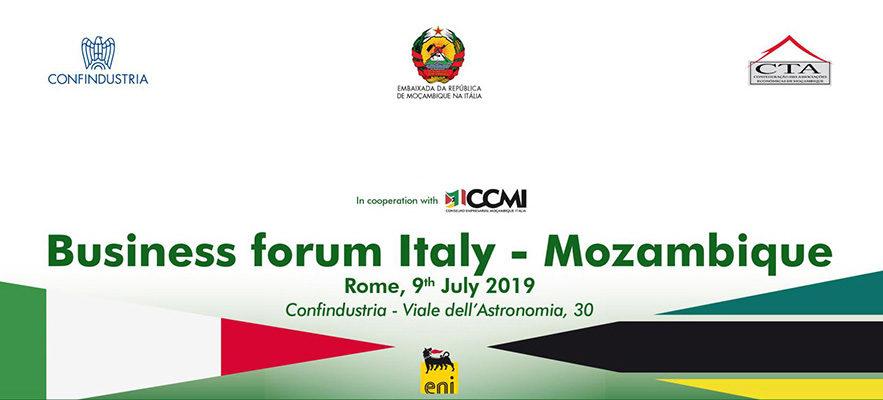Business Forum Italia-Mozambico