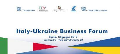 Business Forum Italia Ucraina