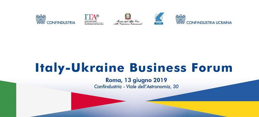 Business Forum Italia-Ucraina