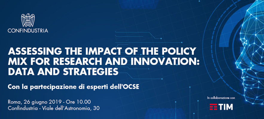 Assessing The Impacts Of The Policy Mix For Research And Innovation: Data And Strategies