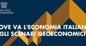 Presentazione Rapporto Di Previsione Sull'economia Italiana E Gli Scenari Geoeconomici