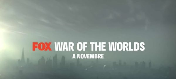 Anteprima War Of The Worlds