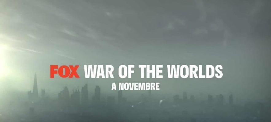Il Trailer Italiano Di War Of The Worlds, Dal 4 Novembre Solo Su FOX
